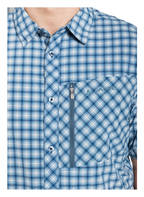 VAUDE Outdoor-Hemd SEILAND II, Farbe: HELLBLAU DUNKELBLAU/ CREME KARIERT (Bild 1)