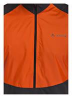 VAUDE Funktionsshirt EMOAB, Farbe: GRAU/ ORANGE (Bild 1)