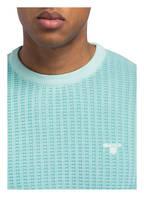 GANT Pullover in Struktur-Strick, Farbe: MINT (Bild 1)