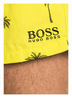 BOSS Badeshorts SHARK, Farbe: GELB (Bild 1)