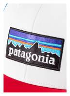 patagonia Cap TRUCKER, Farbe: WEISS/ ROT/ BLAU (Bild 1)