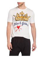 DOLCE&GABBANA T-Shirt , Farbe: WEISS (Bild 1)