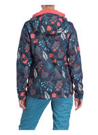 THE NORTH FACE Outdoor-Jacke PRINT VENTURE, Farbe: BLAU/ ROT (Bild 1)