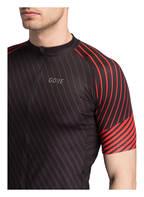 GORE BIKE WEAR Radtrikot GORE® C3, Farbe: SCHWARZ/ ROT (Bild 1)