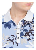 RÖHNISCH Poloshirt LEAF, Farbe: HELLBLAU/ SCHWARZ/ WEISS (Bild 1)