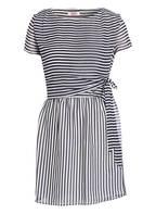 TOMMY JEANS Kleid, Farbe: BLAU/ WEISS GESTREIFT (Bild 1)