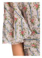 SPORTALM Kleid mit 3/4-Arm, Farbe: ECRU/ GRÜN/ ROSA (Bild 1)