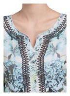SPORTALM Kleid, Farbe: HELLBLAU/ SCHWARZ (Bild 1)