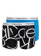 Calvin Klein 2er-Pack Boxershorts , Farbe: SCHWARZ/ BLAU (Bild 1)