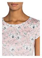 TAIFUN Kleid, Farbe: ROSA/ WEISS/ SWARCH (Bild 1)