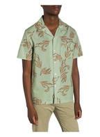 CLOSED Halbarm-Resorthemd Regular Fit, Farbe: HELLGRÜN (Bild 1)