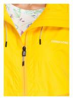 DIDRIKSONS Outdoor-Jacke PERLA, Farbe: GELB (Bild 1)