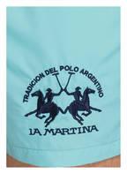 LA MARTINA Badeshorts, Farbe: HELLBLAU (Bild 1)