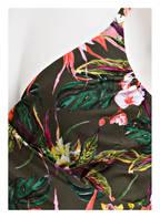 SHORT STORIES Badeanzug, Farbe: OLIV/ PINK (Bild 1)