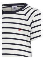 PETIT BATEAU Schlafanzug, Farbe: DUNKELBLAU/ WEISS (Bild 1)