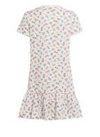 PETIT BATEAU Nachthemd, Farbe: ECRU/ BLAU/ PINK (Bild 1)