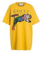 GUCCI T-Shirt, Farbe: DUNKELGELB (Bild 1)