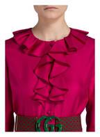 GUCCI Seidenkleid, Farbe: PINK (Bild 1)