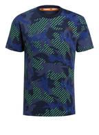 Superdry T-Shirt ORANGE LABEL, Farbe: BLAU/ GRÜN (Bild 1)