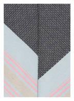 Kamoa Strandtuch, Farbe: BLAU/ ROSA (Bild 1)
