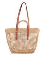 Kamoa Strandtasche OLIVIA , Farbe: BEIGE (Bild 1)