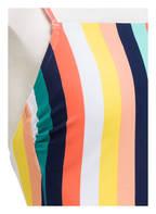 BEACHLIFE Badeanzug CANDY STRIPE, Farbe: GELB/ GRÜN/ ORANGE (Bild 1)