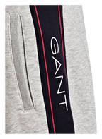 GANT Sweatshorts, Farbe: GRAU MELIERT (Bild 1)