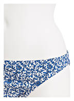 TORY BURCH Bikini-Hose, Farbe: BLAU/ WEISS (Bild 1)