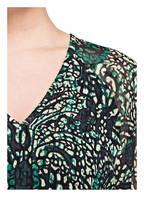 STRENESSE Kleid DEGRACY , Farbe: SCHWARZ/ GRÜN/ CREME (Bild 1)