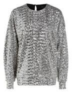 ISABEL MARANT Pullover OLIVIA , Farbe: SILBER (Bild 1)