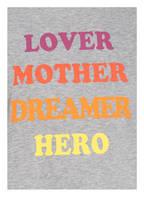 SET T-Shirt, Farbe: GRAU MELIERT (Bild 1)