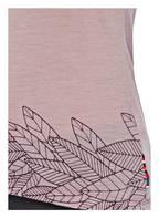 odlo Longsleeve CONCORD mit Merinowolle-Anteil, Farbe: LILA (Bild 1)