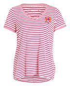 LIEBLINGSSTÜCK T-Shirt, Farbe: WEISS/ PINK GESTREIFT (Bild 1)