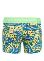 VINGINO 2er-Pack Boxershorts , Farbe: DUNKELBLAU/ GELB/ HELLBLAU (Bild 1)