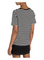ESSENTIEL ANTWERP T-Shirt , Farbe: SCHWARZ/ WEISS GESTREIFT (Bild 1)