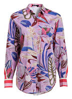 MARC AUREL Bluse , Farbe: LILA/ BLAU/ OLIV (Bild 1)