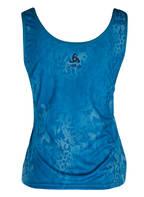 odlo Funktionswäsche-Shirt ZEROWEIGHT, Farbe: PETROL (Bild 1)