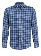 POLO RALPH LAUREN Leinenhemd Slim Fit, Farbe: BLAU/ WEISS KARIERT (Bild 1)