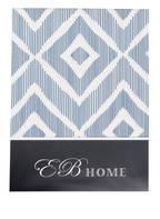 EB HOME Bettwäsche, Farbe: WEISS/ BLAU (Bild 1)