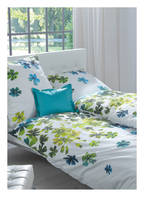 fleuresse Wende-Bettwäsche BALI , Farbe: WEISS (Bild 1)