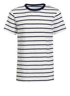 J.Crew T-Shirt, Farbe: WEISS/ HELLBLAU GESTREIFT (Bild 1)