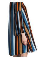 STEFFEN SCHRAUT Kleid mit 3/4-Arm, Farbe: BEIGE/ SCHWARZ/ BLAU (Bild 1)