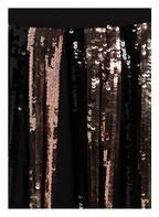 STEFFEN SCHRAUT Rock mit Pailletten, Farbe: SCHWARZ/ BRAUN (Bild 1)