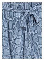 MICHAEL KORS Off-Shoulder-Kleid, Farbe: BLAU (Bild 1)