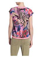 MARC AUREL T-Shirt, Farbe: LILA/ BLAU/ OLIV (Bild 1)