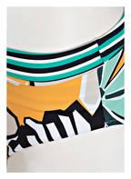 Chantelle Bikini-Hose GRAPHIC GARDEN , Farbe: DUNKEL GRÜN/ HELLGRÜN/ WEISS (Bild 1)