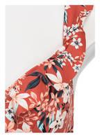 Skiny Sunset Glamour Bügel-Bikini-Top, Farbe: BRAUN/ CREME/ TÜRKIS (Bild 1)