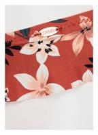 Skiny Sunset Glamour Bikini-Hose CHEEKY, Farbe: BRAUN/ CREME/ TÜRKIS (Bild 1)