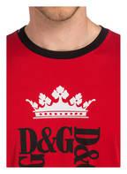 DOLCE&GABBANA T-Shirt, Farbe: ROT (Bild 1)
