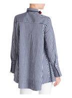 SEM PER LEI Bluse VICHY, Farbe: BLAU/ WEISS (Bild 1)